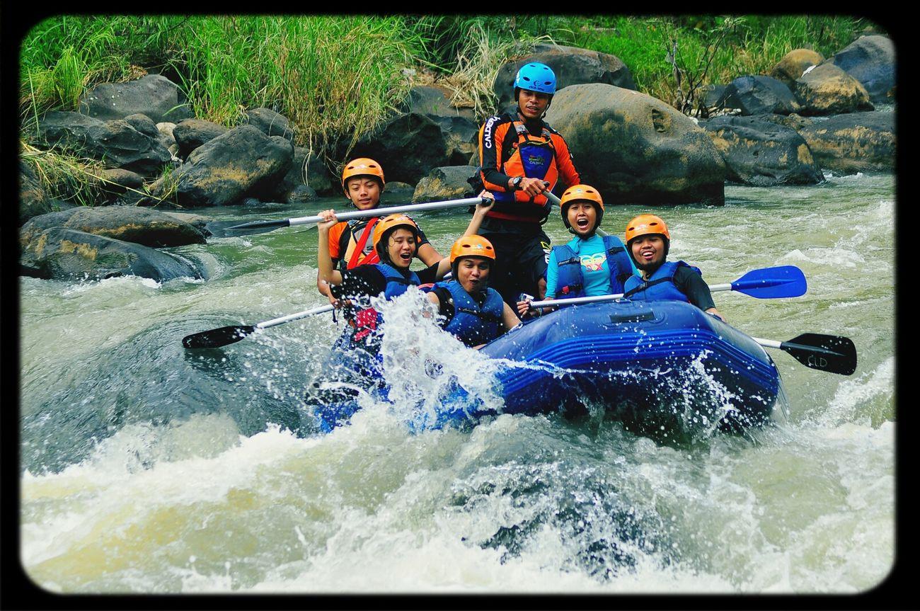 Enjoying Life The Journey Rafting EyeEm Team Adventure!
