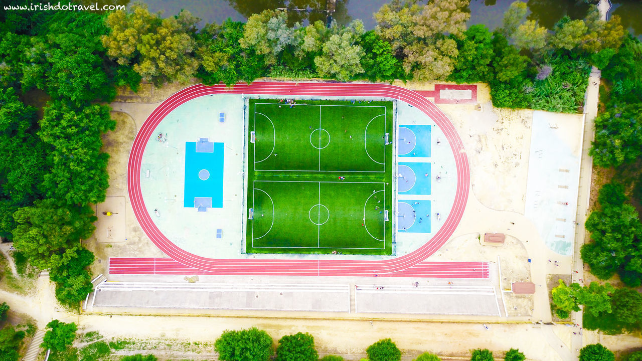 Best Pic Bestshot Dronephotography Droneporn Droneshot Dronestagram España Football Green Color Outdoors People Pic Of The Day Sevilla Seville SPAIN