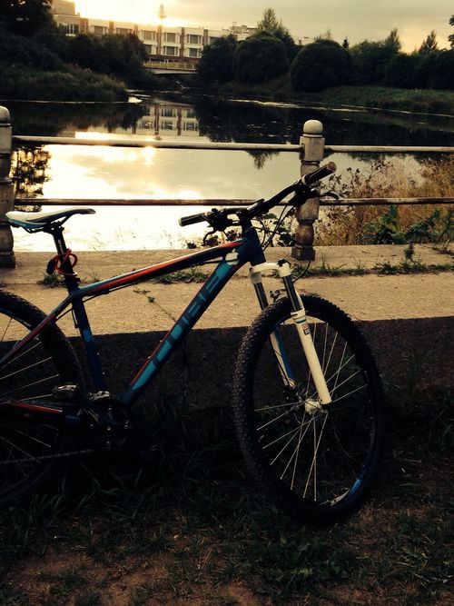 велосипед Bike