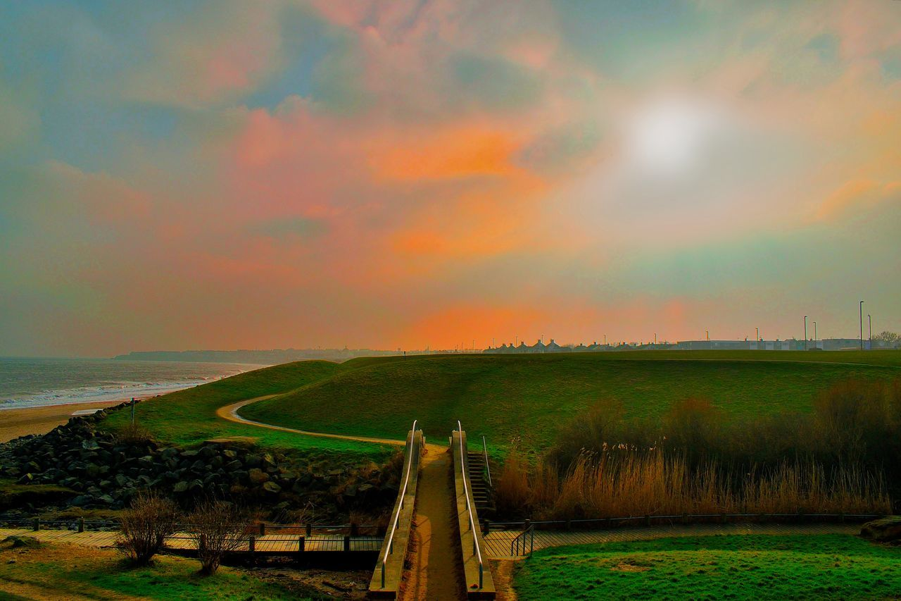 Beauty In Nature Cloud - Sky Day England Inghilterra Nature Nikon Nikond3300 No People Outdoors Photo Photographer Photography Photooftheday Scenic Scenics Sea Sea And Sky Sea Life Sea View Seaside Sky Sunset Tranquil Scene Tranquility