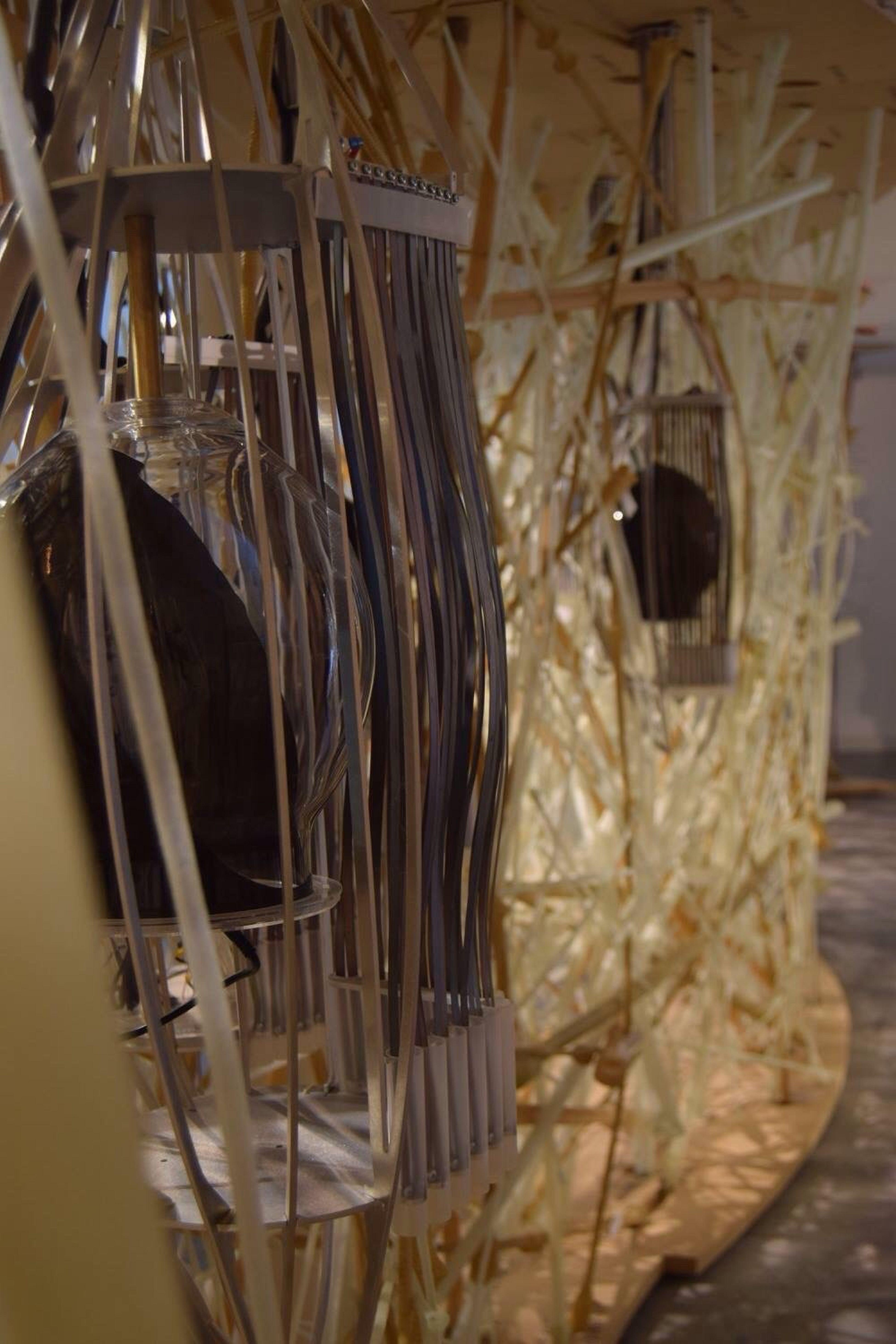 Intrecci_padiglione Giappone_biennale architettura Nikon Nikond3300 No People Materials Indoors  Architecture Design Installation Art Archilovers Architectural Detail Venezia Architecture_collection Designinspiration