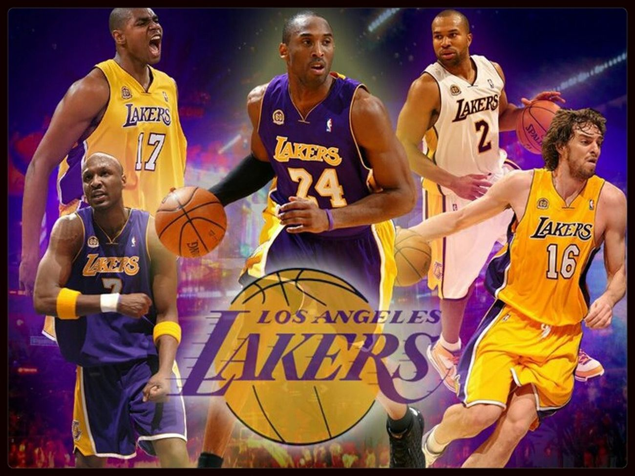 I Love My Team#lakernation#1