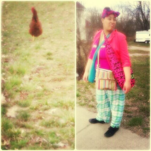 the shit I see on the burg! Lmao