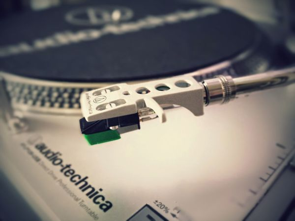 Music Turntable Vynil Technology I Can't Live Without