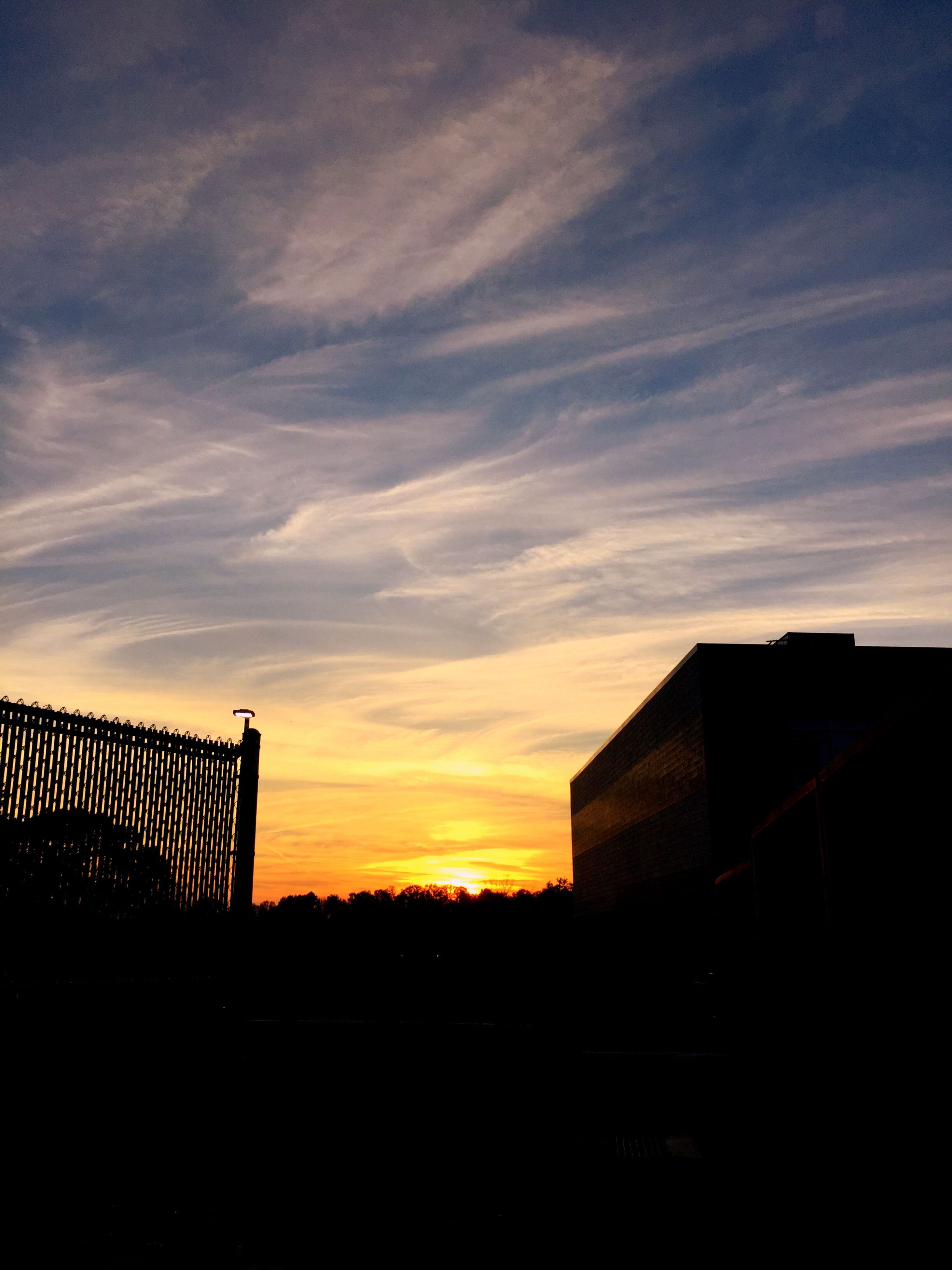 sunset, built structure, sky, silhouette, building exterior, architecture, city, no people, outdoors, nature, beauty in nature, day