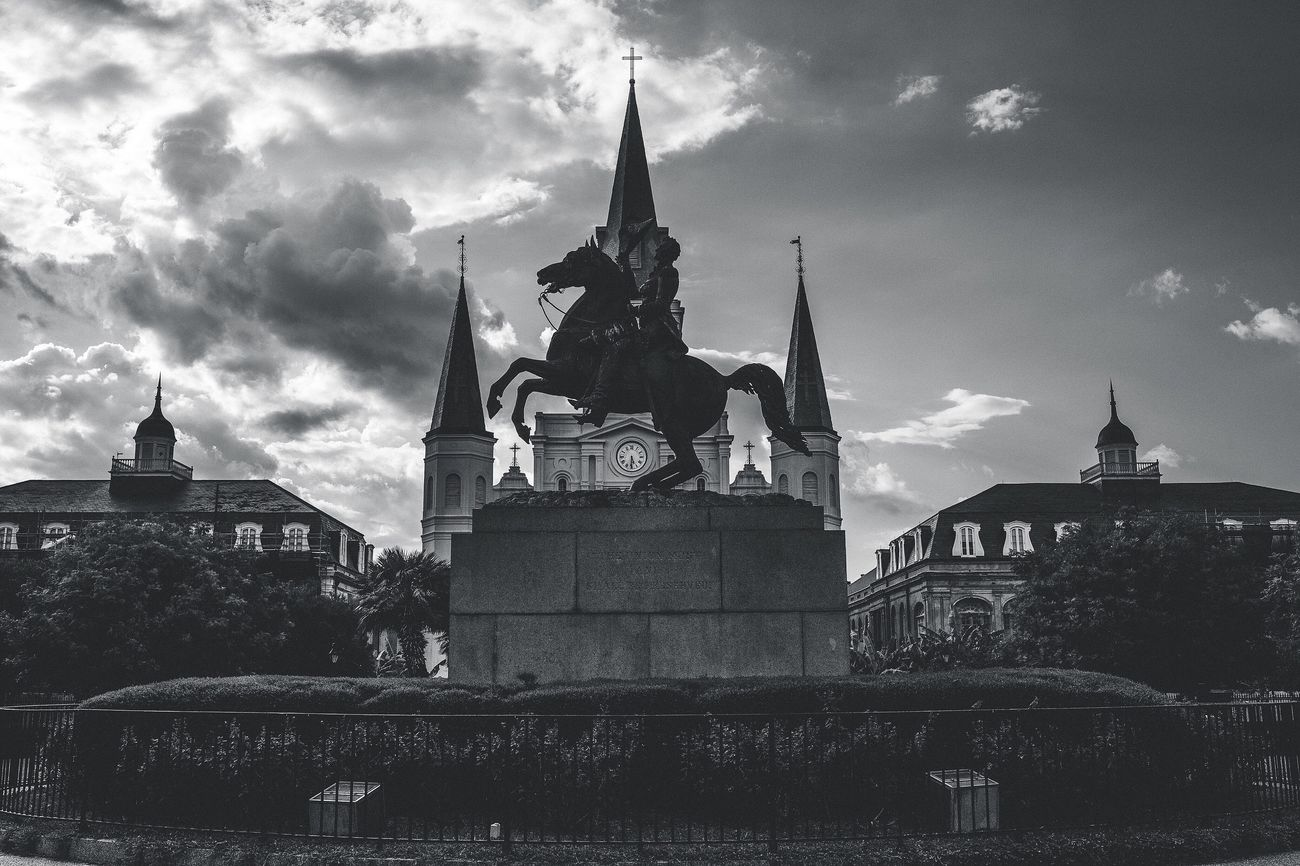 Jackson Square New Orleans Jackson Square NOLA New Orleans Streetphotography