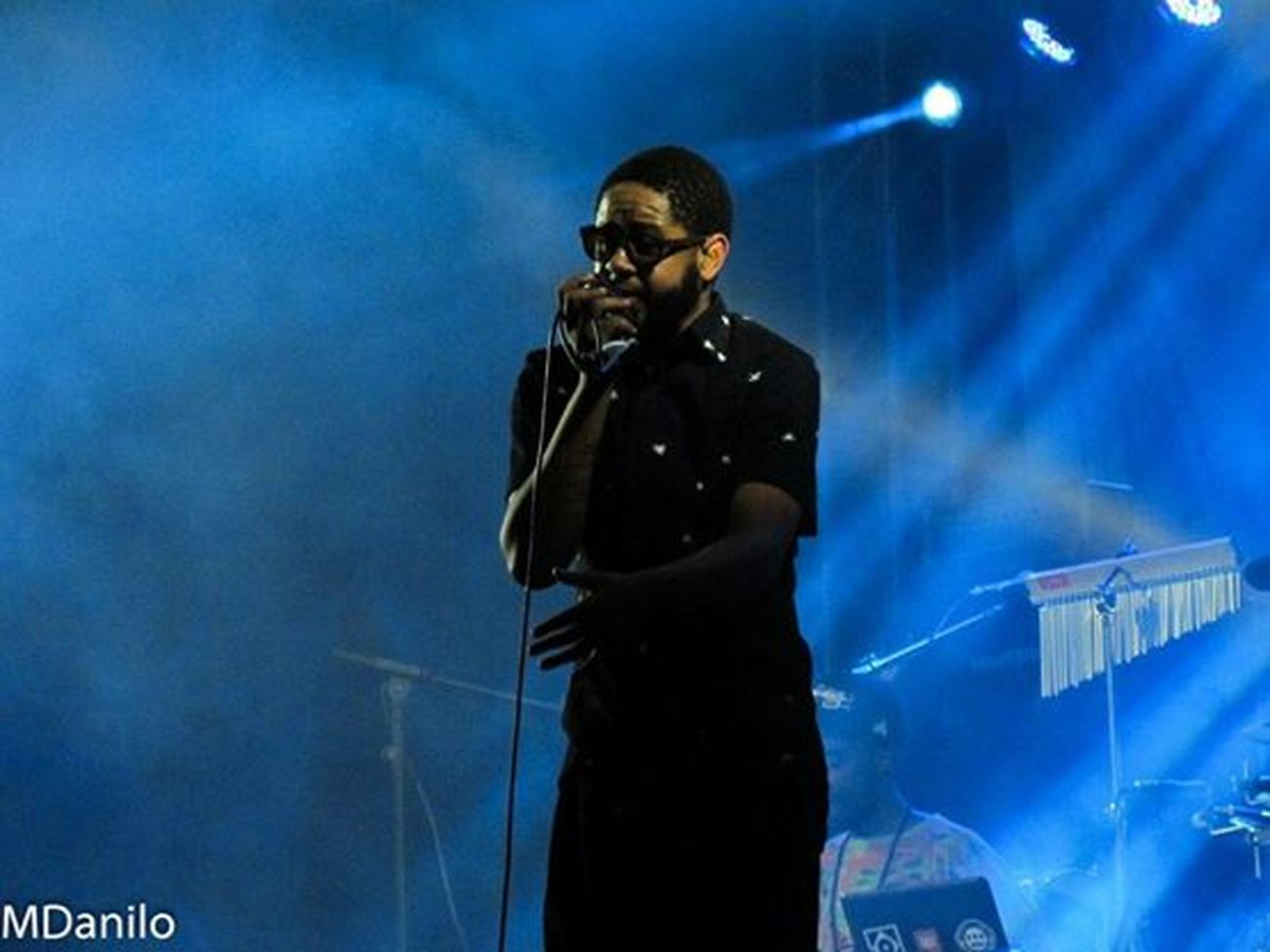 O grande Emicida em solo amapaense. Rapper Music Brasil