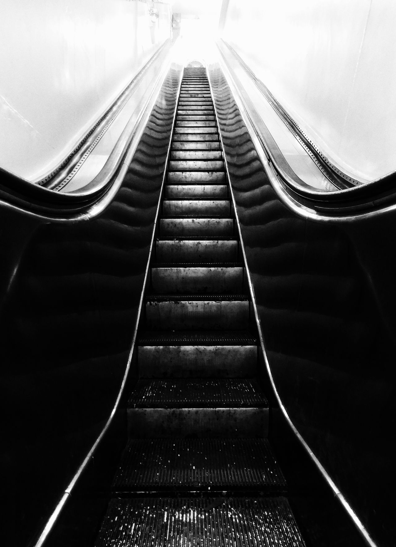 No People Stairs Blackandwhite Transportation Connection The Way Forward Beginning
