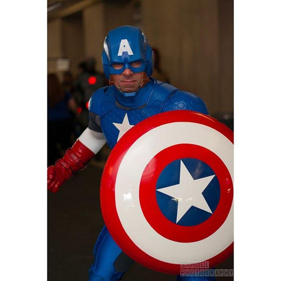 Captainamerica Marvel Marvelcosplay Captainamericacosplay Cosplayphotogtraphy Cosplay Newyorkphotography NYCC NYCC2015 Nycc15 Comiccon Newyorkcomiccon