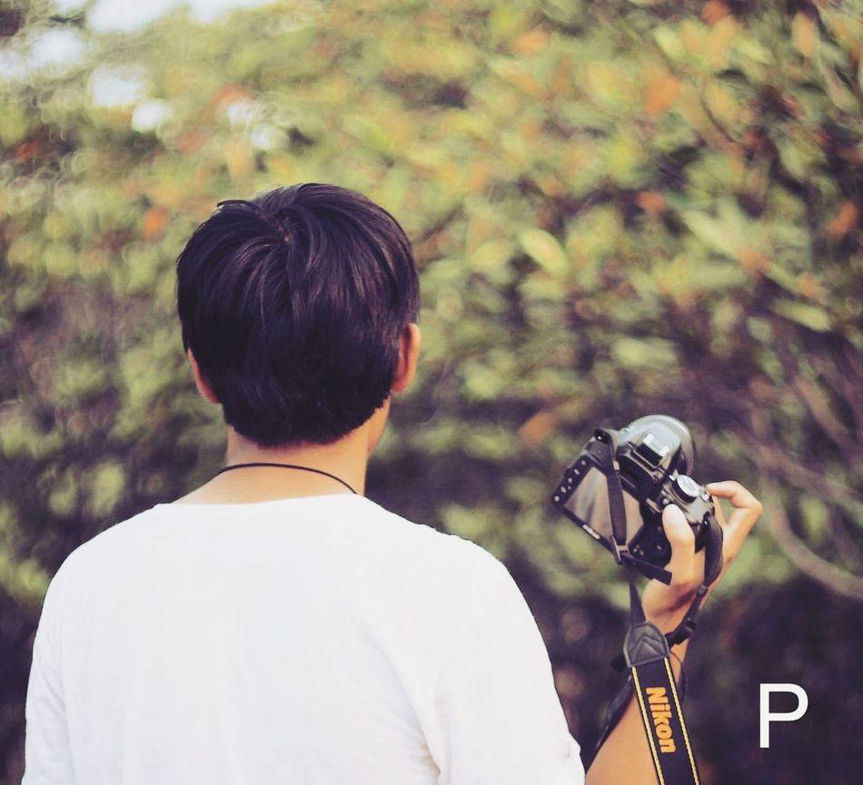 Enjoying Life That's Me Nikon