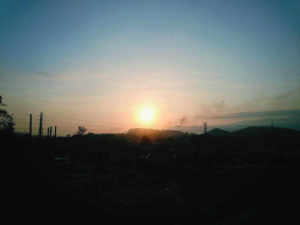 Sunrise Sky Cielo Sun Sol Amanecer Amanecer En Mi Ciudad Amaneceres Nature Photography Wallpaper Nature Beauty Beuty Beutiful Day Belleza Natural Guatemala Guatemala City The Great Outdoors - 2016 EyeEm Awards The Essence Of Summer 43 Golden Moments