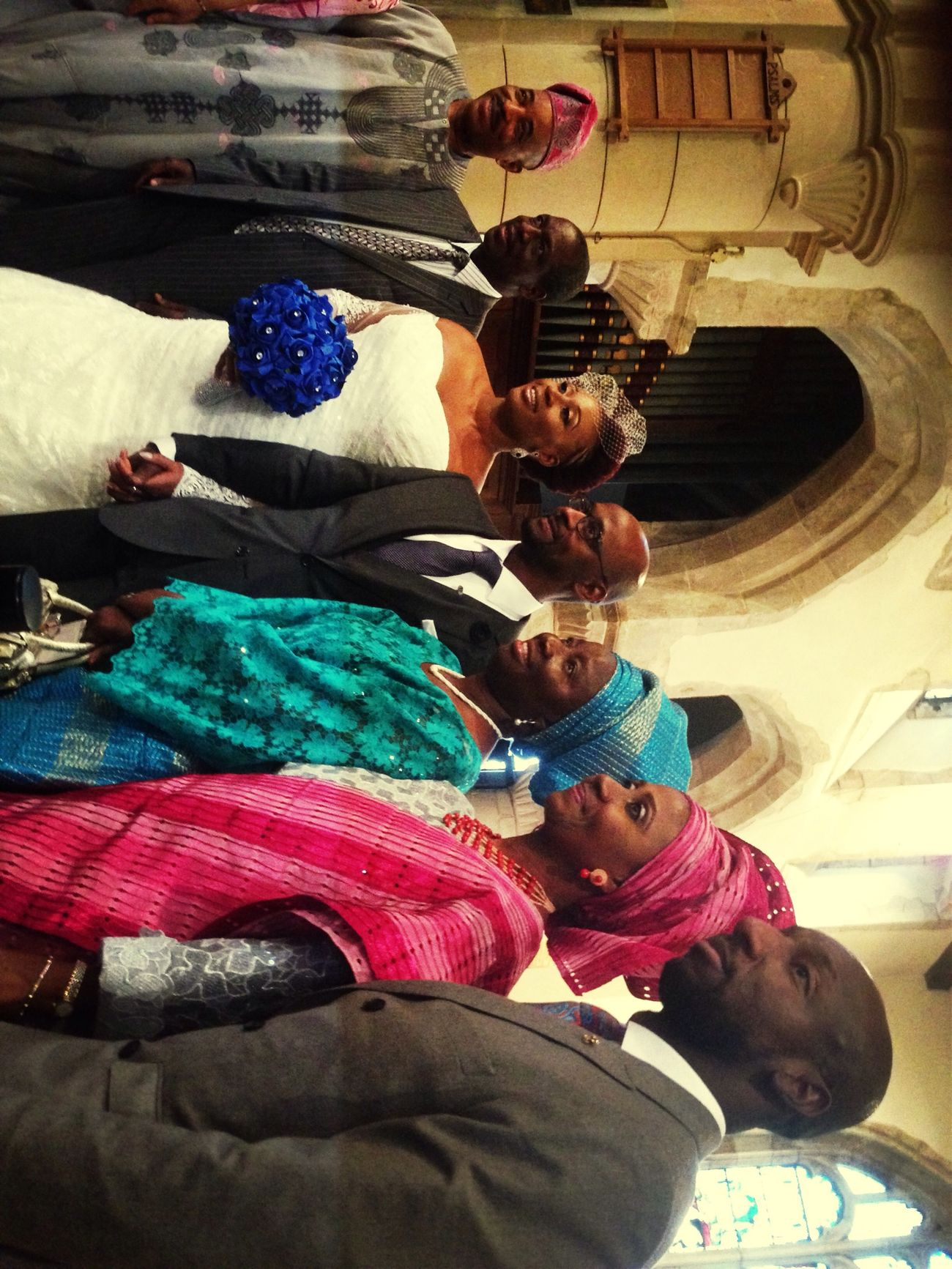 Sola & Tony Wedding