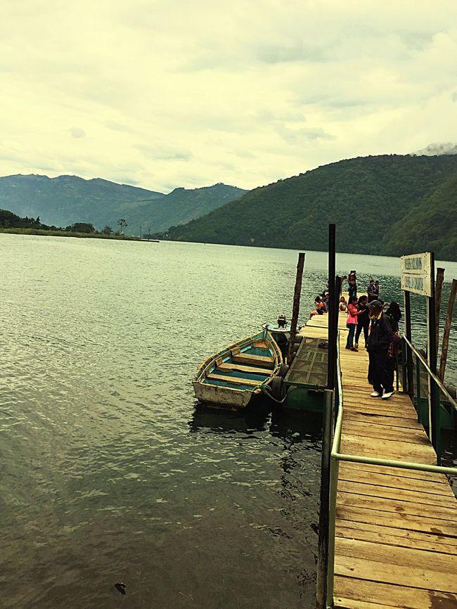 Guatemalasecrets Mountain Range Guatemalaimpresionante Lake Tranquility GuatemalaVisitala Guatebella