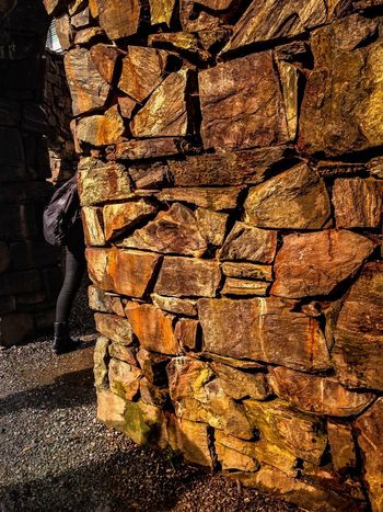 Architecture Built Structure Shadow Stone Wall History Day Outdoors Stone Ancient Civilization Ancient Famous Place Stone Material Tourism