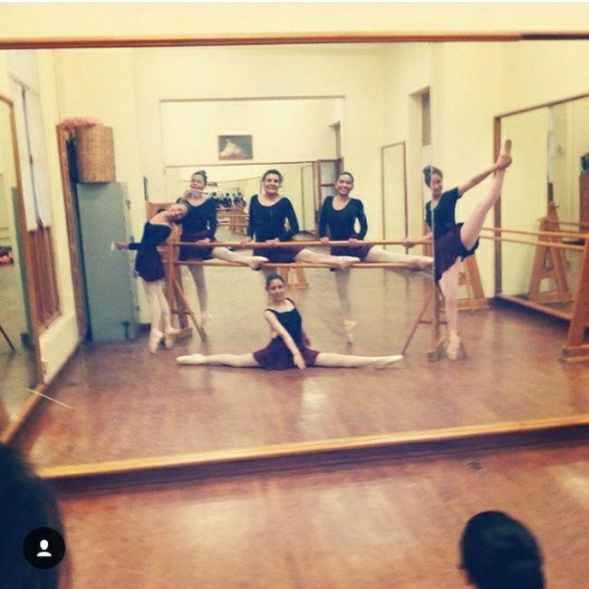 Ballet Relaxing Ballerina Im On Pointe Everybody Ballets Life !  That's Me Ballet Dancer