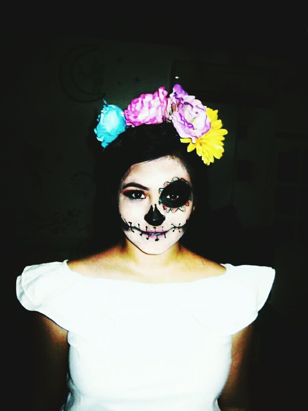 ¡BUH! Coralmakeup Catrina PrediademuertoS Mexico Halloween Catrinamakeup