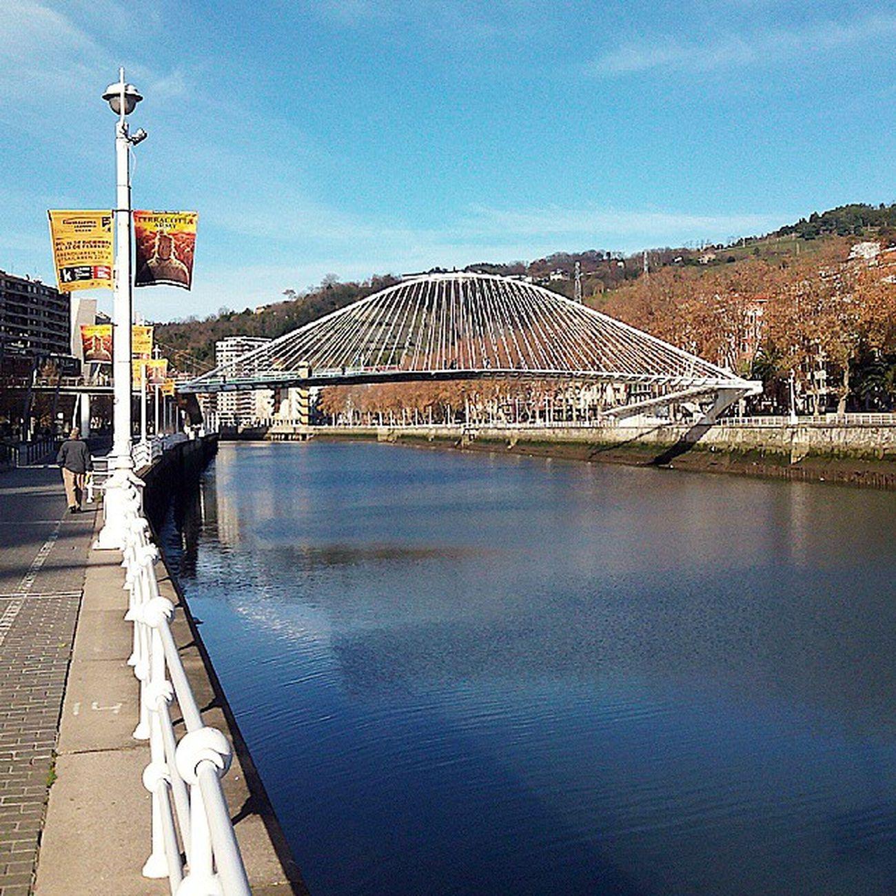 Zubi zuri en pleno invierno. Así da gusto. Bilbao Bizkaia Zubia Negua Invierno Instalike Instago