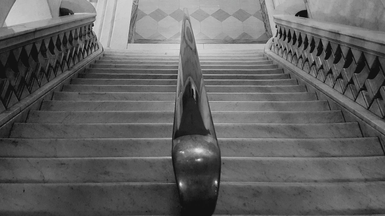 B&w Photography B&w Marble Stairs Marble Stairs NYC Photography