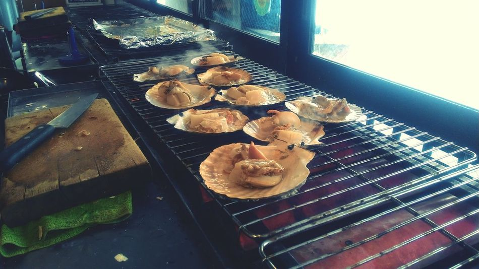 Otaru Grilled Oyster
