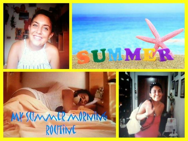 Un nuovo video è presente sul mio canale :) A new video is on my channel :) That's Me Summertime Summer2015 Summer Morning Summer Routine Taking Video Youtube Youtubechannel Ginamakeup