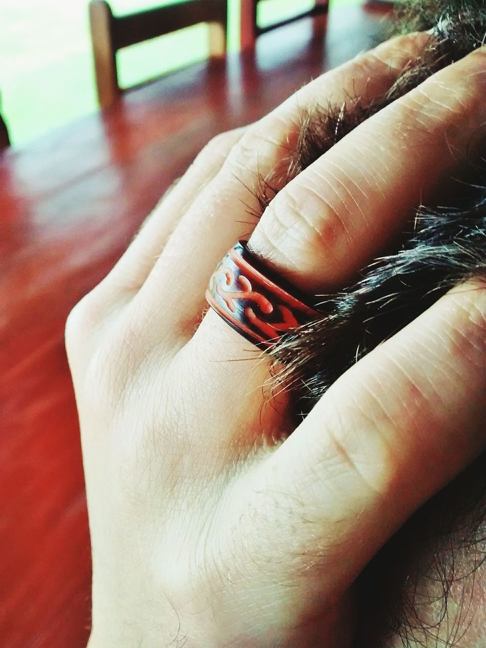 Human Hand Human Body Part Ring Human Finger Day People People Photography Ring Of Fire Amazonic Ring Close-up Exceptional Photographs Eye4photography  EyeEm Best Shots Popular Photos Trip In Peru Tourist Jungle People And Places Wooden