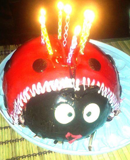 My Birthday , my happiest day!