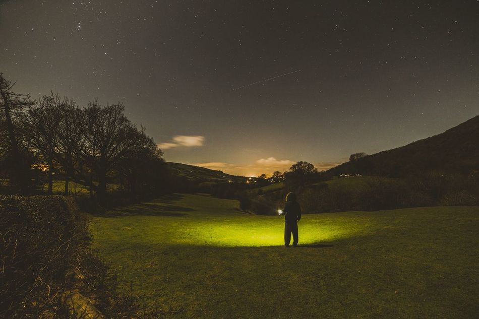 Beautiful stock photos of sterne, Astronomy, Beauty In Nature, Field, Full Length