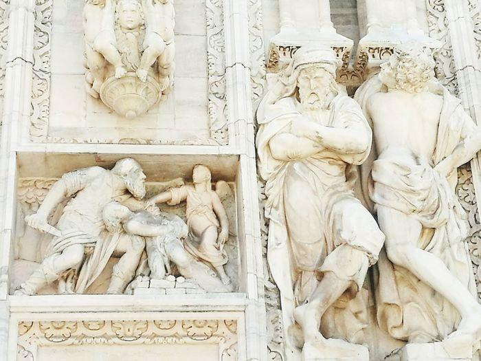 Duomo Milano Details 1