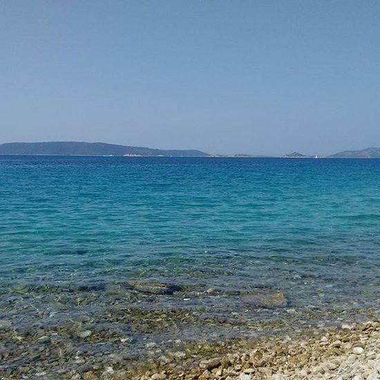 Croatia Kroatien Urlaub Holiday Sunny Travel Travelling Stones Stone Steinig Steinstrand Klareswasser Clearwater Blue Sea Meer Nofilterneeded Nofilter Ohnefilter Keinfilter