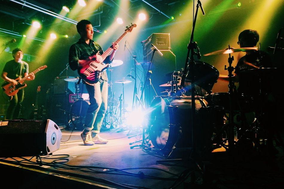 暖場,拍謝少年。 拍謝少年 Indierock Punk Rock Rock'n'Roll Live Music Guitar