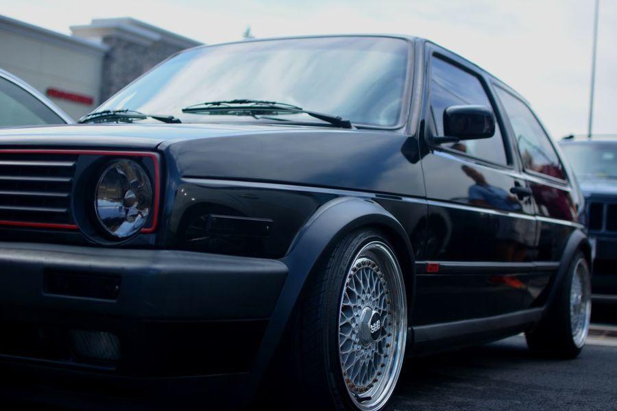 EyeEm Selects Car GTI Volkwagen BBS Wheels Project Car Hobby