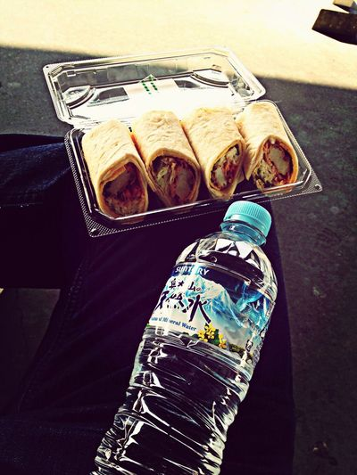 Lunch. Hey! Look At My Boring Life.