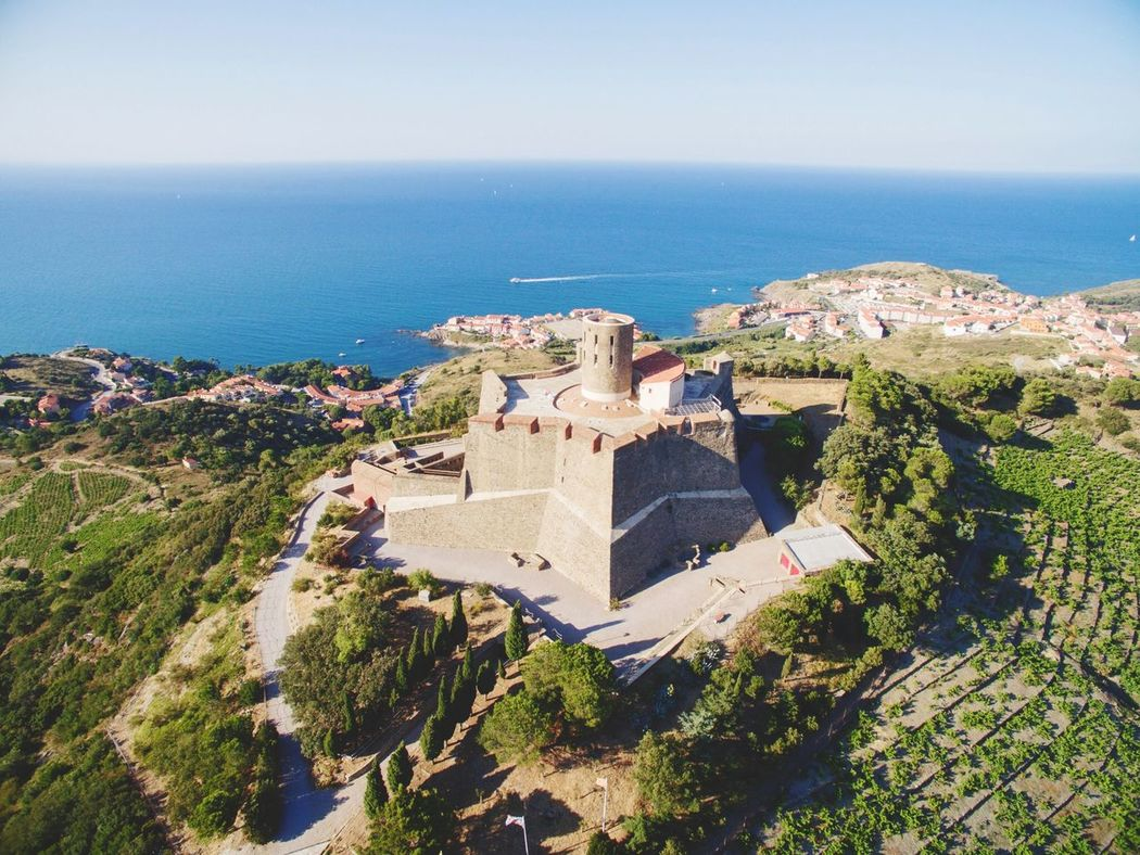 Castle Castle Hello World Aerial Shot Drone  Dronephotography Sea And Sky DJI Inspire 1 Seaside Dji Sommer