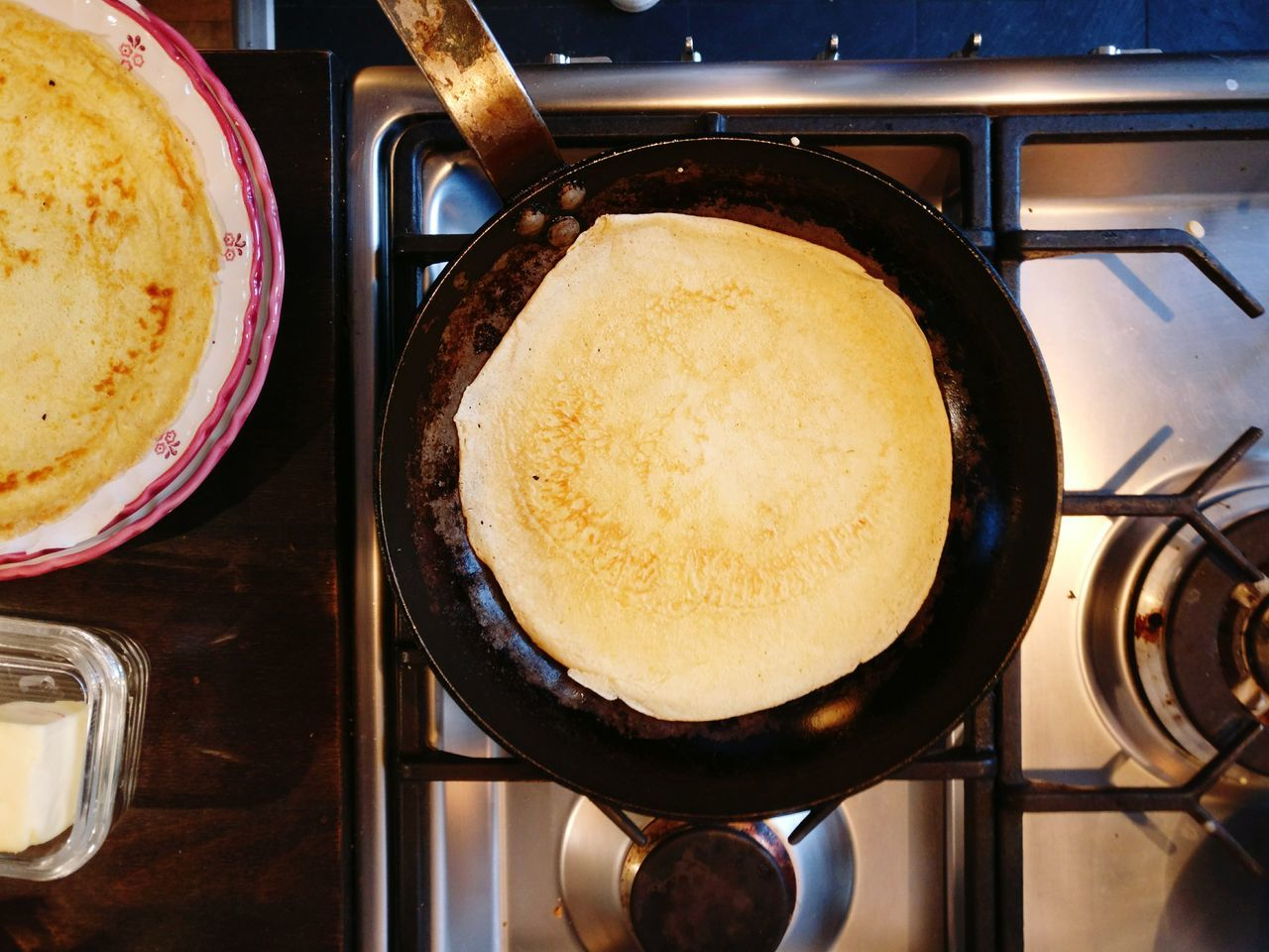 Pancakes! Preparation  Food And Drink Indoors  Food Oven Freshness Sweet Food Close-up Baking Pan Ready-to-eat