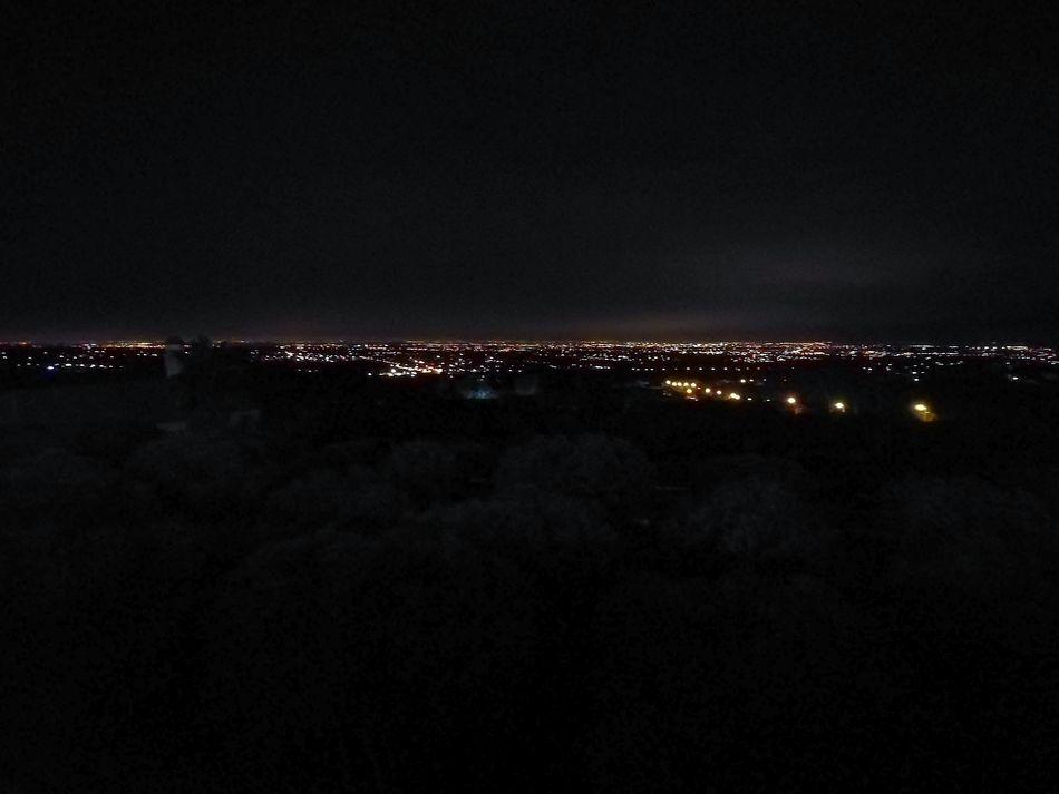 City Lights Night Cityscape Nature Outdoors