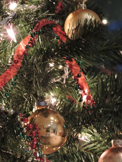 Bauble Celebration Celebration Event Christmas Christmas Bauble Christmas Decoration Christmas Lights Christmas Lights!  Christmas Ornament Christmas Tree Close-up Day Hanging Holiday - Event Illuminated Indoors  No People Tradition Tree Vacations