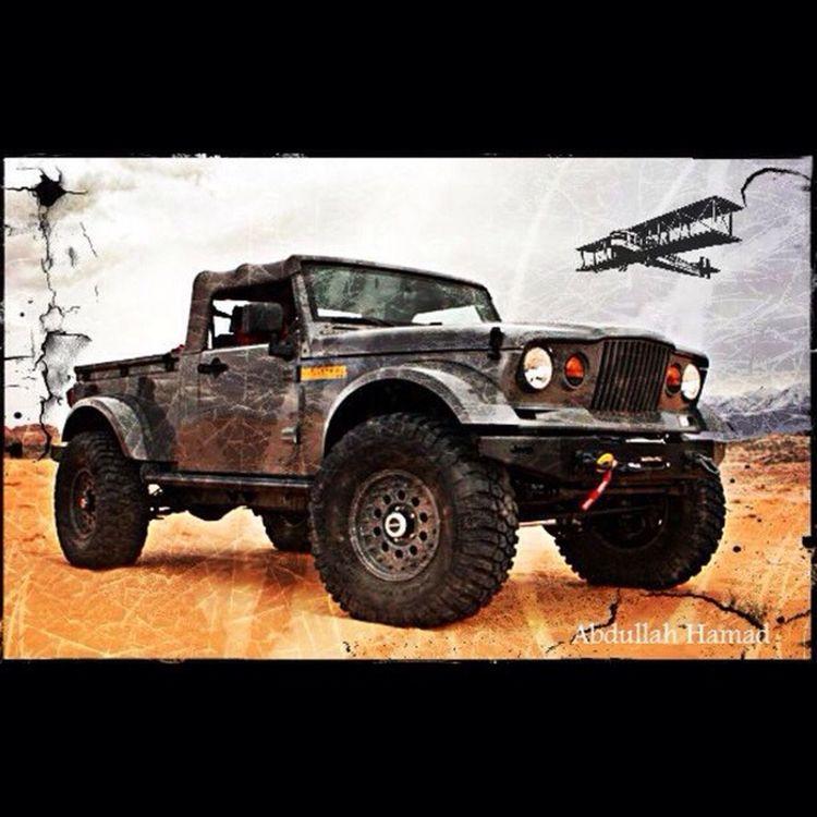 Jeepp Grand Wagoneer Concept Motorsport