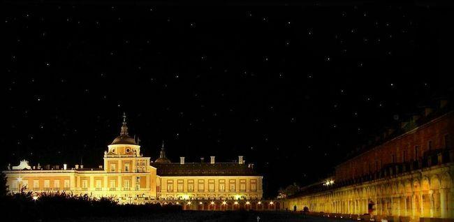 Monuments Of The World 43 Golden Moments Live Biutiful Palacio Real of Aranjuez