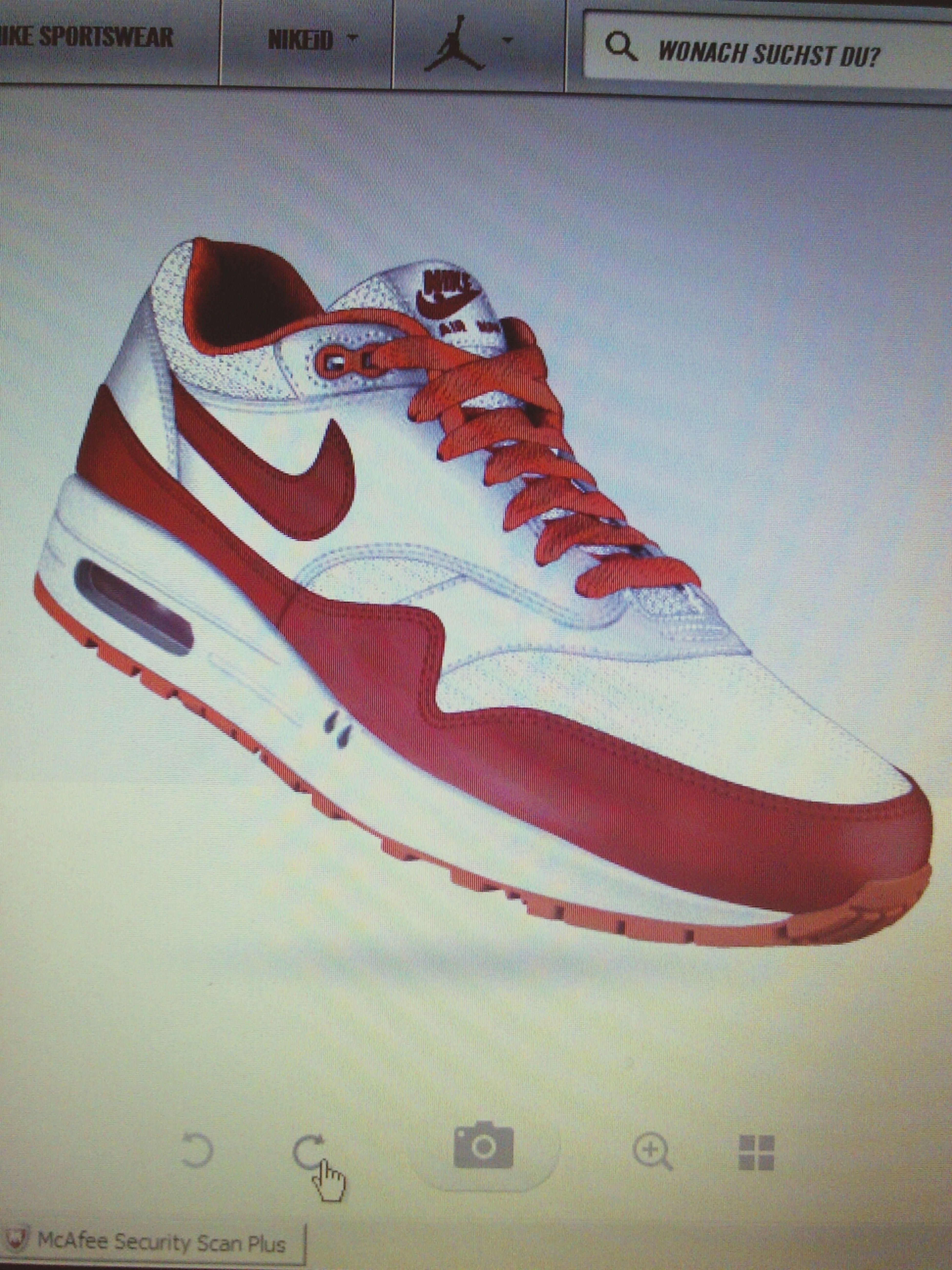 noch 30 Tage Nike Airmax1 Birthdaypresent Timbendzkostyle