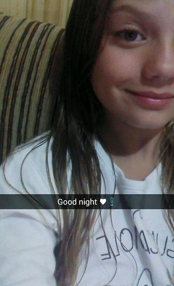 Boa noite! <3