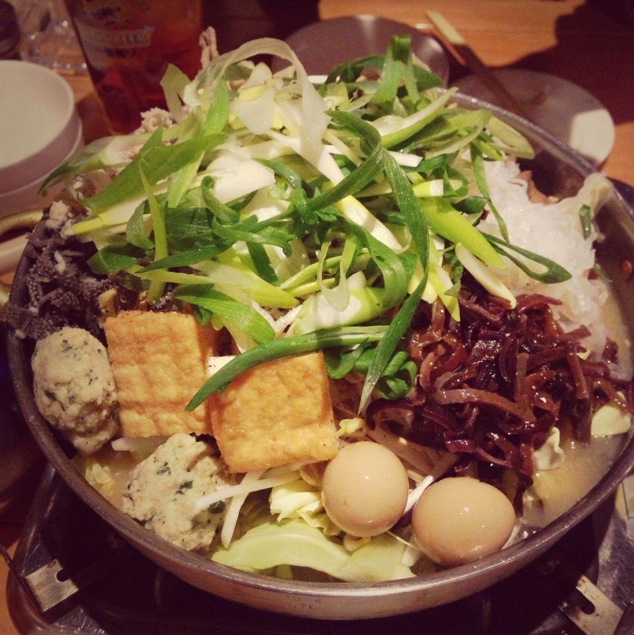 肉鍋✧\\(°∀° )//✧美味しかった!