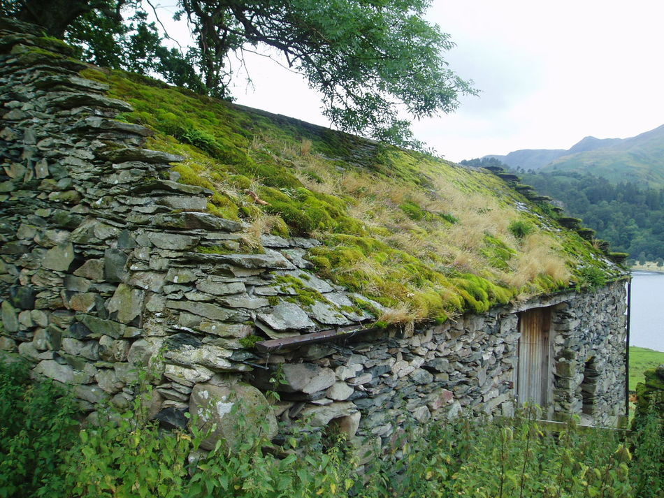 Day Dry Stone Landscape Moss Narrow Non-urban Scene Outdoors Physical Geography Remote Stone - Object Stone Wall