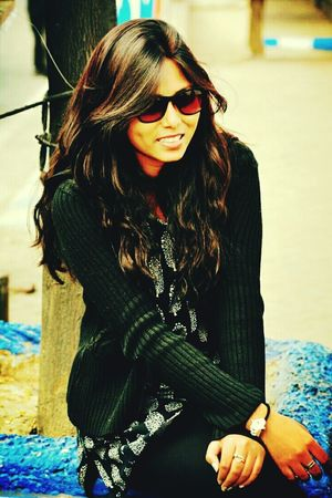 Youth College Days Living Life Sunglasses Beauty Me