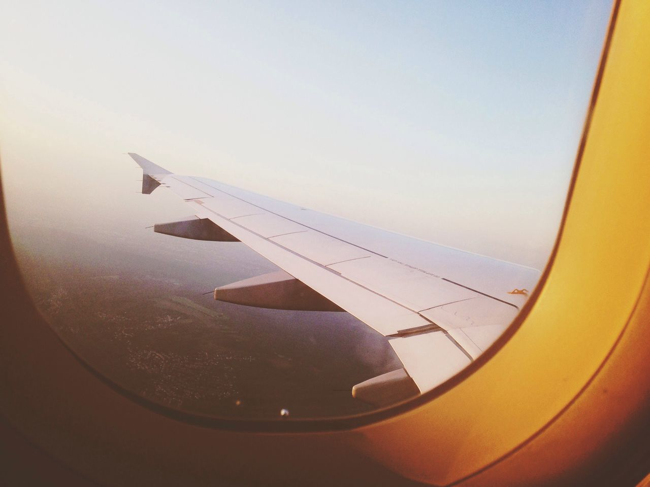 Beautiful stock photos of transparent, Air Vehicle, Aircraft Wing, Airplane, Airplane Wing