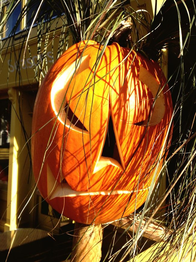 Halloween pumpkin head mask Halloween Scary HEAD Pumpkin Mask