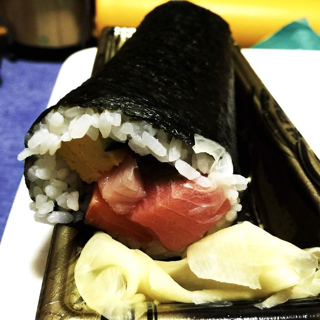 Rolled Sushi Setsubun Japanese  Rock'n'Roll Japan The End Of Winter Old Japanese Style Traditional Culture