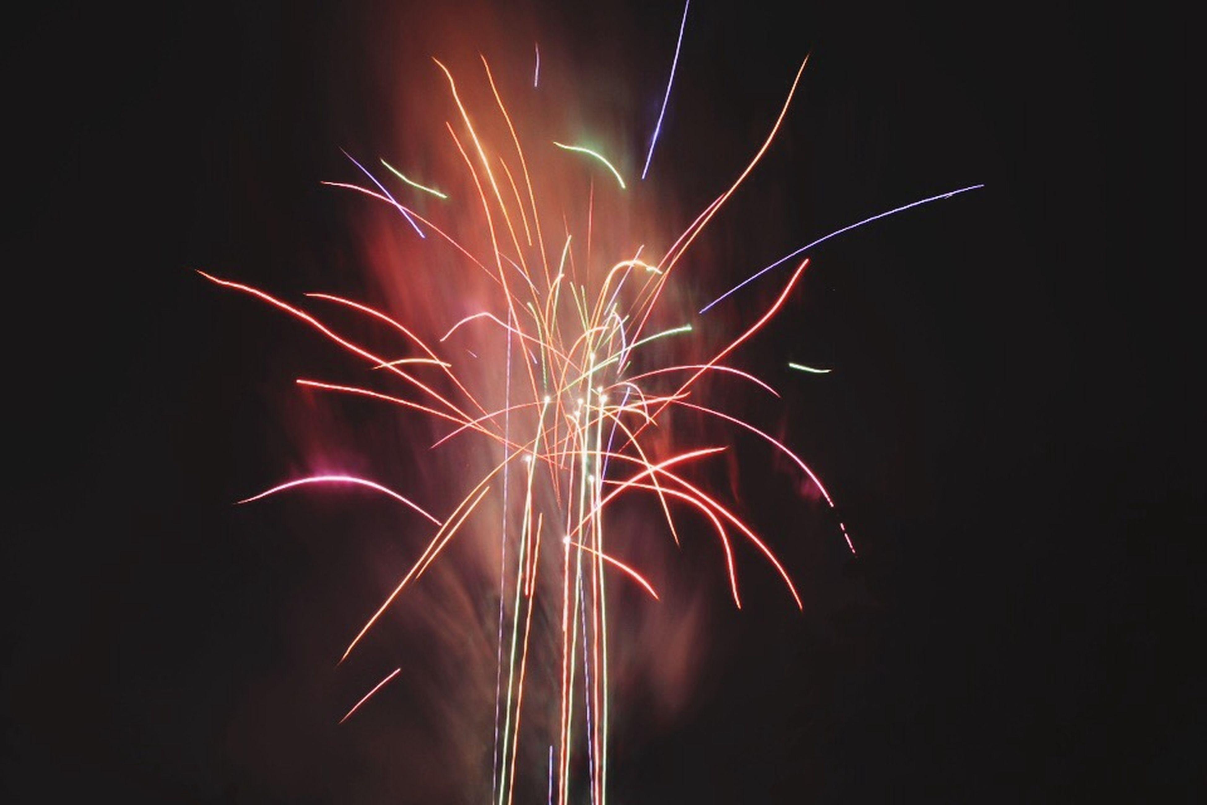 Fireworks Nightphotography Night Fireworks Light Netherlands The Netherlands Slow Shutter