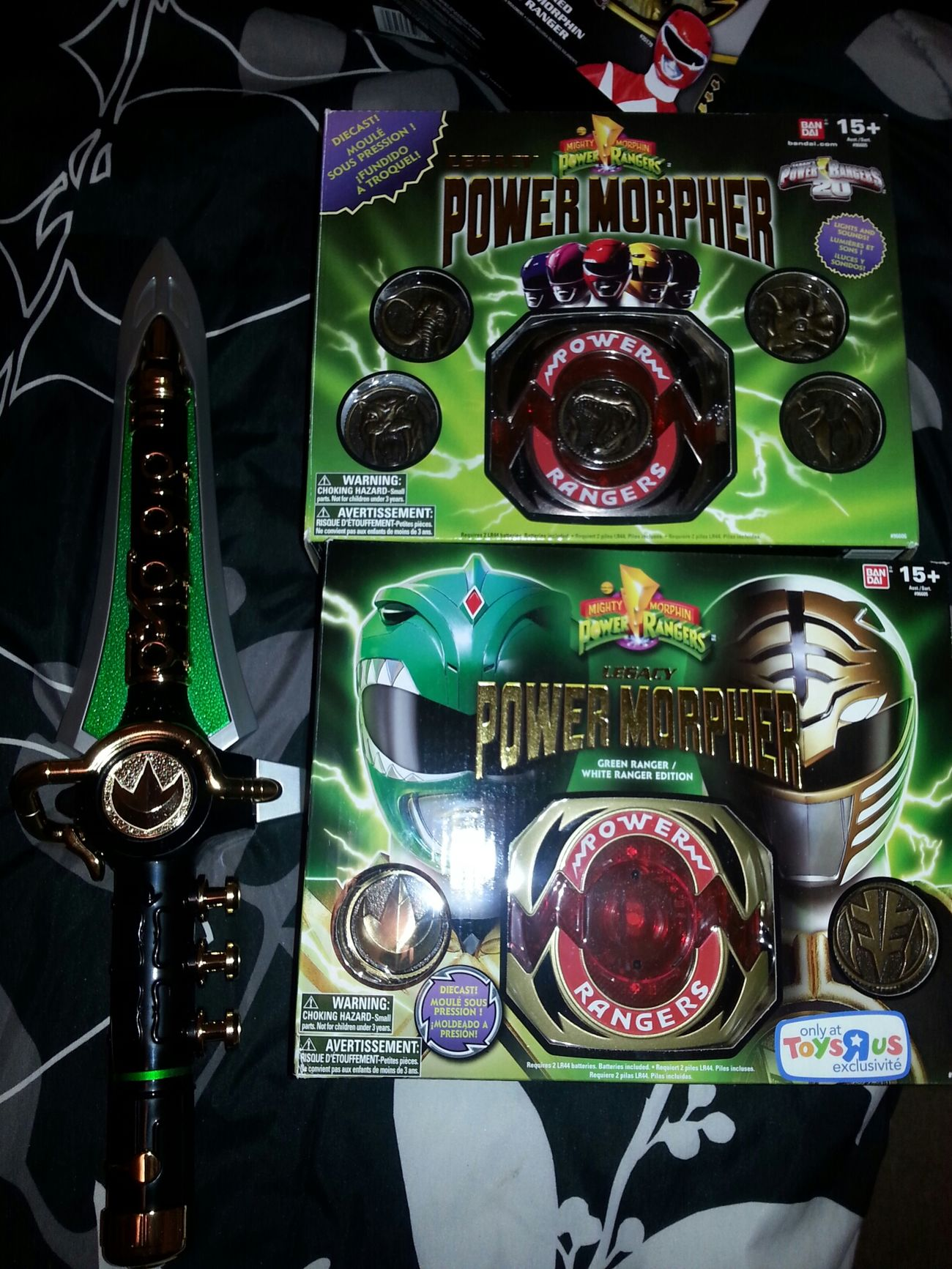Morpher Power Rangers Power Rangers Mighty Morphin Power Rangers