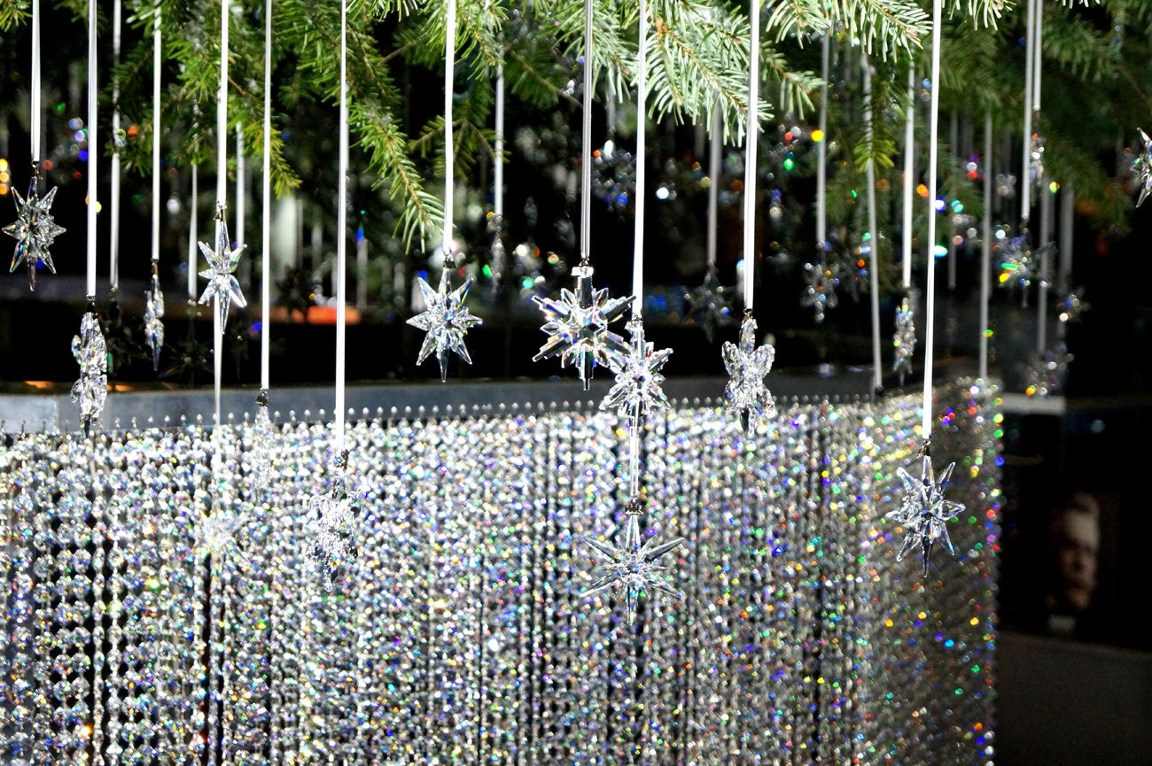Christmas Around The World Sparkling! Sparkling Tree Zurich, Switzerland