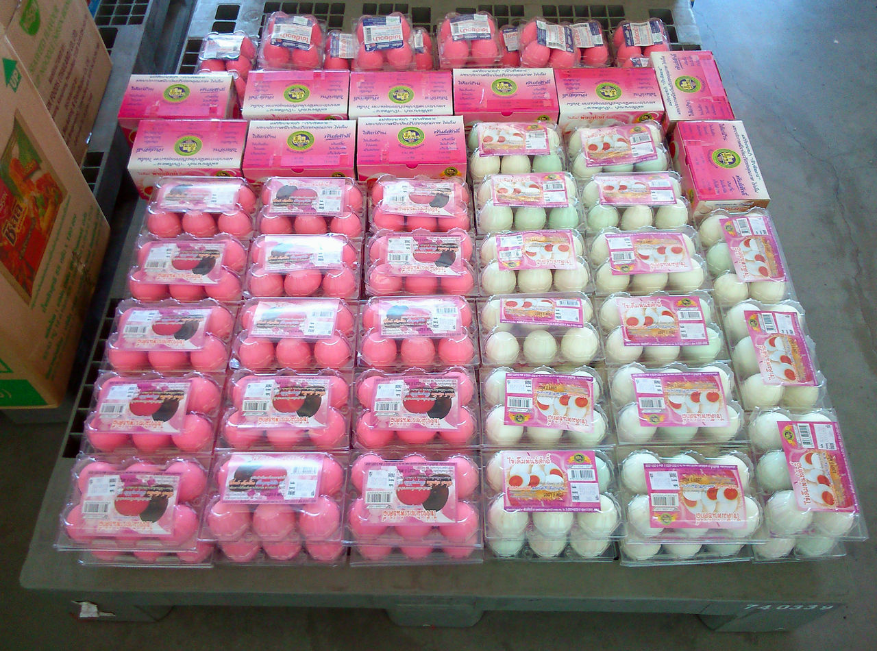 Century Egg Egg Food Goods No People Product Salted Egg